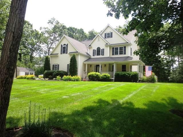 27 Robert V Beaupre Cir, North Attleboro, MA 02760 (MLS #72685786) :: Westcott Properties