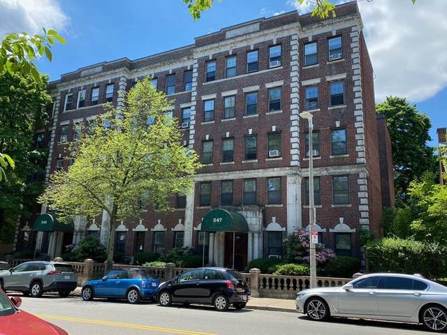 247 Chestnut Hill Ave #22, Boston, MA 02135 (MLS #72685810) :: Kinlin Grover Real Estate