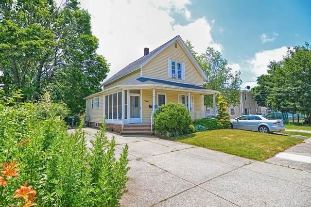 63 Orange St, Attleboro, MA 02703 (MLS #72685850) :: Westcott Properties