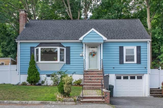 72 Cushing Rd, Malden, MA 02148 (MLS #72685880) :: Exit Realty