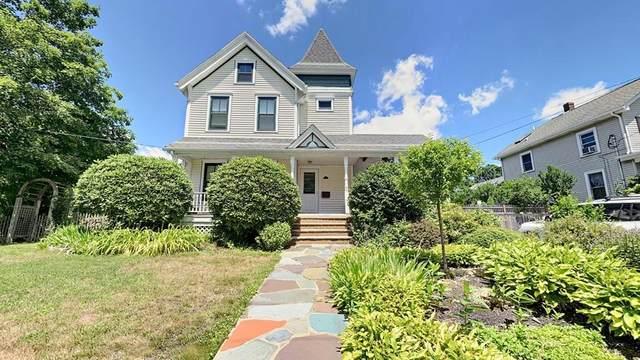 94 Pleasant St, Mansfield, MA 02048 (MLS #72685898) :: Westcott Properties