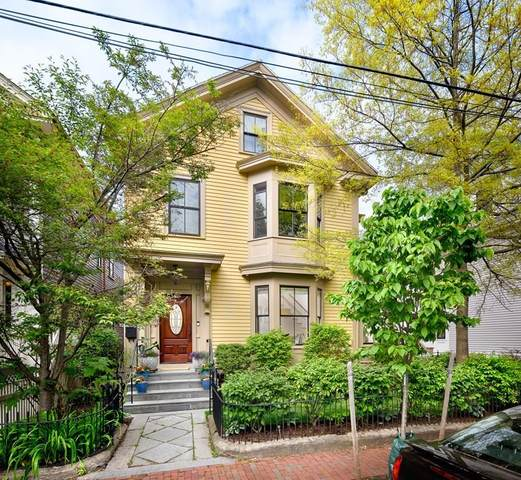 17 Perry Street One, Cambridge, MA 02139 (MLS #72685905) :: Exit Realty