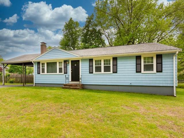 295 West Street, Stoughton, MA 02072 (MLS #72685910) :: Exit Realty