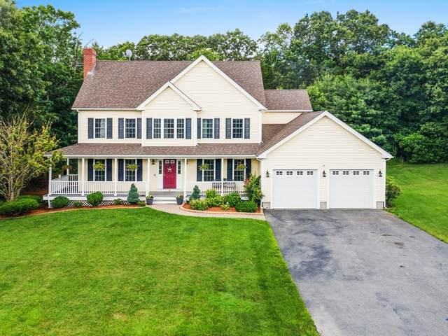 2 Birchwood Dr, Rehoboth, MA 02769 (MLS #72685912) :: Exit Realty