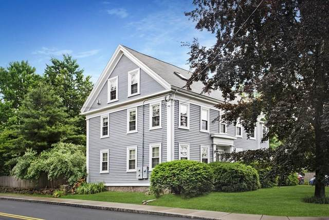 2 Cole Street #2, Beverly, MA 01915 (MLS #72685927) :: Exit Realty