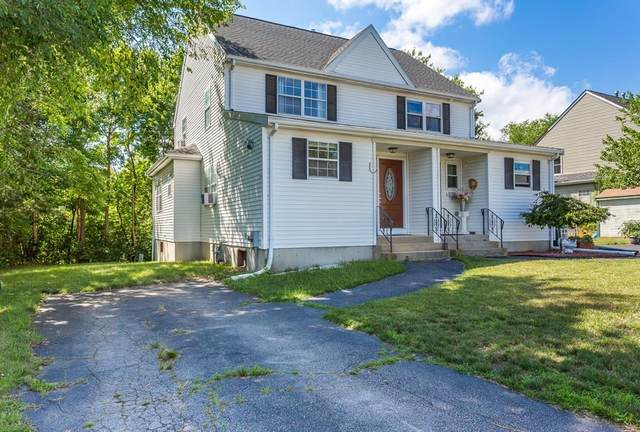 10 Quincy Way #10, Attleboro, MA 02703 (MLS #72685982) :: Trust Realty One