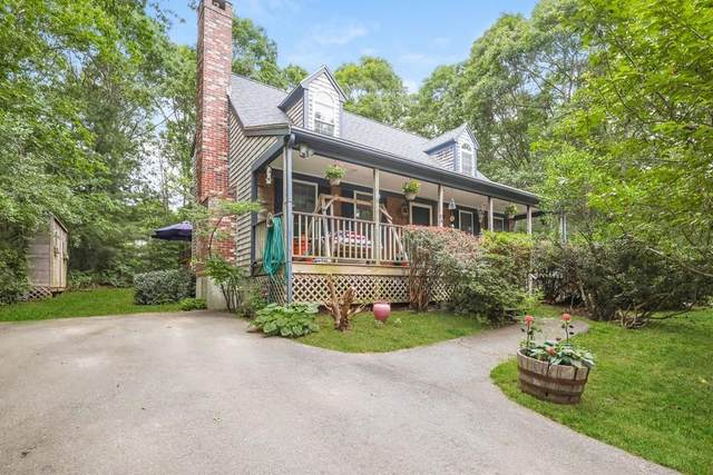 86 Snake Pond Rd, Sandwich, MA 02644 (MLS #72685991) :: EXIT Cape Realty