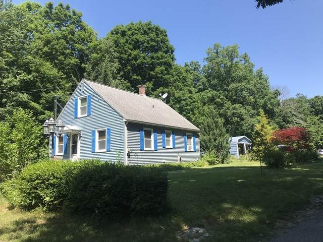 52 Munn Rd, Monson, MA 01057 (MLS #72686022) :: EXIT Cape Realty