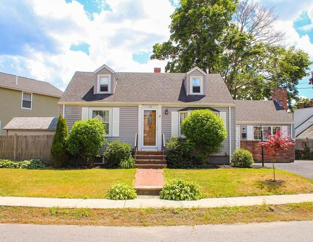 12 Juliette Rd, Saugus, MA 01906 (MLS #72686029) :: EXIT Cape Realty