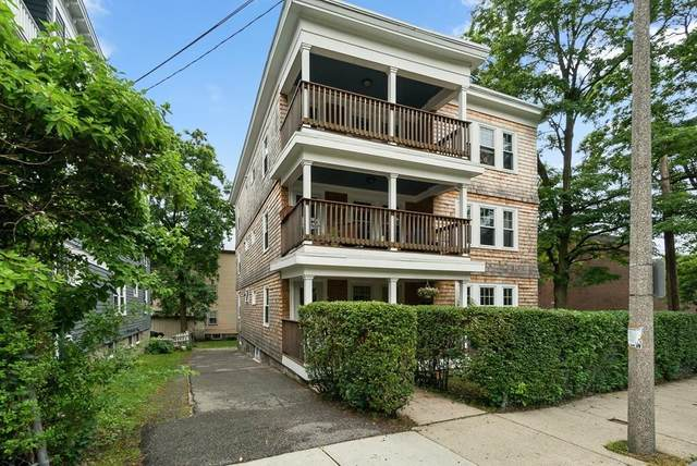 139 Forest Hills St #1, Boston, MA 02130 (MLS #72686042) :: Trust Realty One