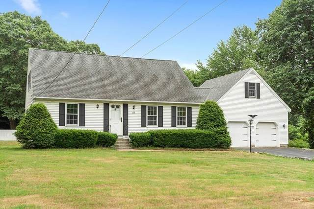 118 Townsend St, Pepperell, MA 01463 (MLS #72686069) :: Trust Realty One
