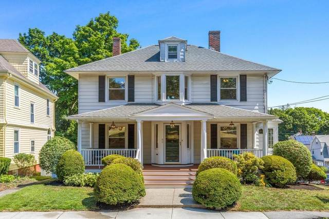 42 Vernon Street, Medford, MA 02155 (MLS #72686073) :: Boylston Realty Group