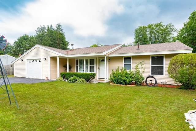 55 Barbara Rd, Raynham, MA 02767 (MLS #72686082) :: Welchman Real Estate Group