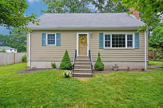 13 University Drive, Milford, MA 01757 (MLS #72686084) :: Trust Realty One