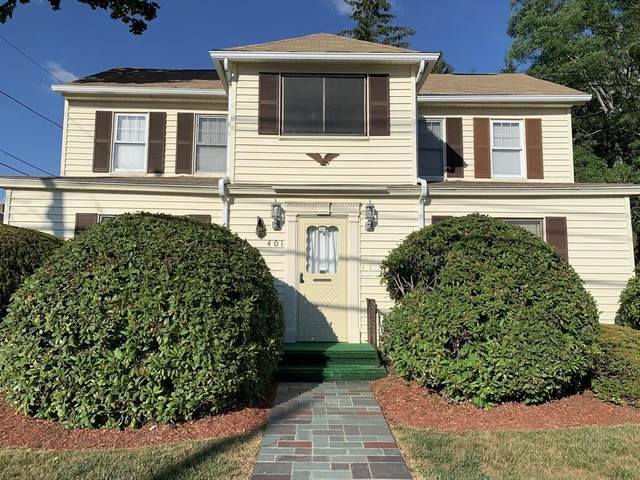 401 Burncoat St, Worcester, MA 01606 (MLS #72686101) :: The Seyboth Team
