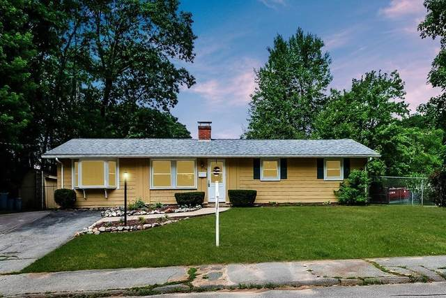 66 Rindone St, Holbrook, MA 02343 (MLS #72686127) :: Welchman Real Estate Group