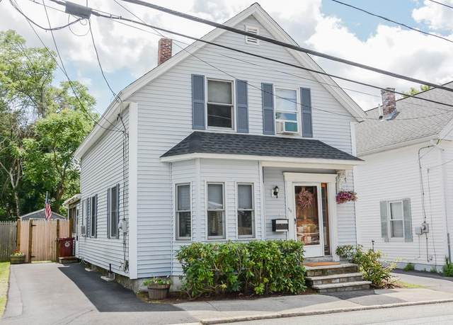 54 Manchester St, Lowell, MA 01852 (MLS #72686135) :: Trust Realty One