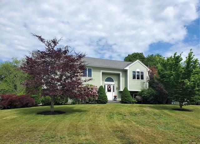 13 Radcliff Lane, Dartmouth, MA 02747 (MLS #72686166) :: RE/MAX Vantage