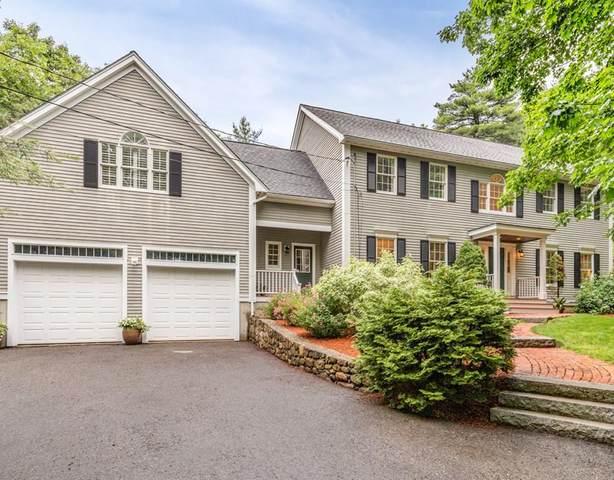 135 Lowell Street, Lexington, MA 02420 (MLS #72686175) :: Welchman Real Estate Group