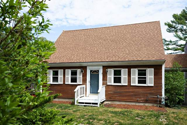 44 Pisces Ln #44, Plymouth, MA 02360 (MLS #72686187) :: EXIT Cape Realty