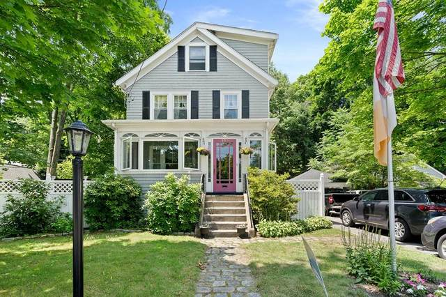 590 Lexington Street, Waltham, MA 02452 (MLS #72686200) :: Welchman Real Estate Group