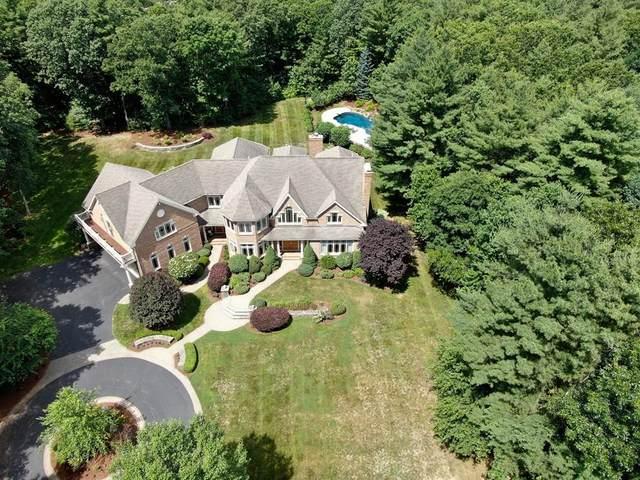 51 Pine Street, Dover, MA 02030 (MLS #72686239) :: Cosmopolitan Real Estate Inc.
