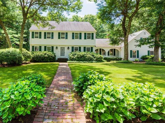 38 Shady Rest Rd, Easton, MA 02356 (MLS #72686307) :: Trust Realty One