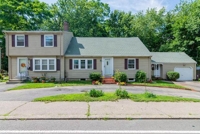 591 East St, Weymouth, MA 02189 (MLS #72686372) :: The Duffy Home Selling Team