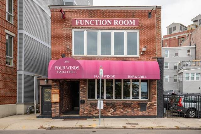 266 Commercial St, Boston, MA 02109 (MLS #72686393) :: Boylston Realty Group