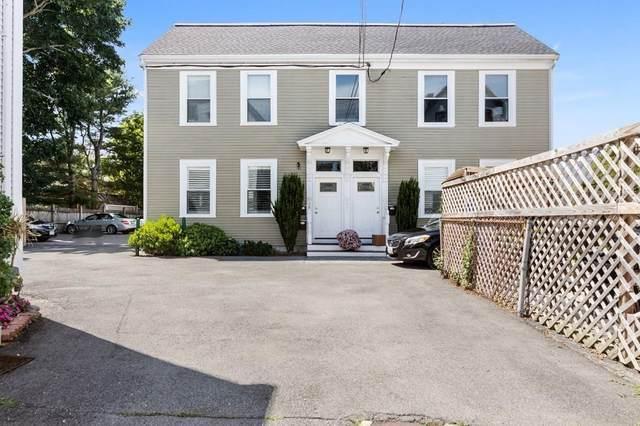 28 Titcomb St #1, Newburyport, MA 01950 (MLS #72686469) :: Exit Realty