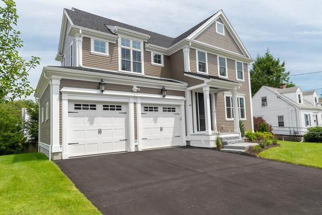 48 Hawthorn Ave, Needham, MA 02492 (MLS #72686528) :: The Gillach Group