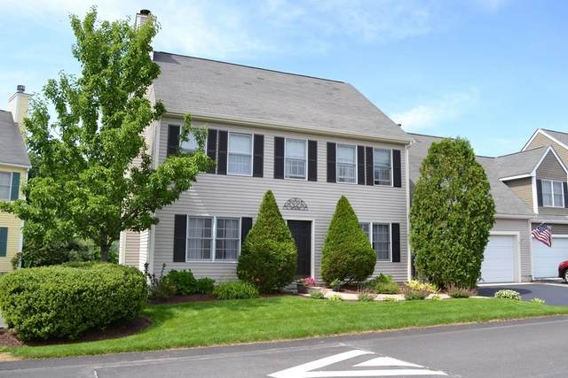 174 Clear Pond Dr #174, Walpole, MA 02081 (MLS #72686556) :: Anytime Realty
