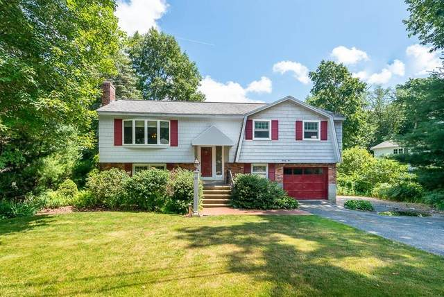 25 Freeport Dr, Burlington, MA 01803 (MLS #72686586) :: Exit Realty