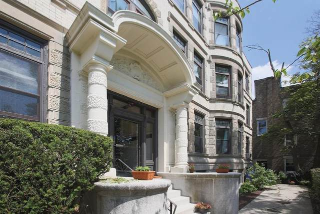 31 Westbourne Terrace #2, Brookline, MA 02446 (MLS #72686616) :: The Gillach Group
