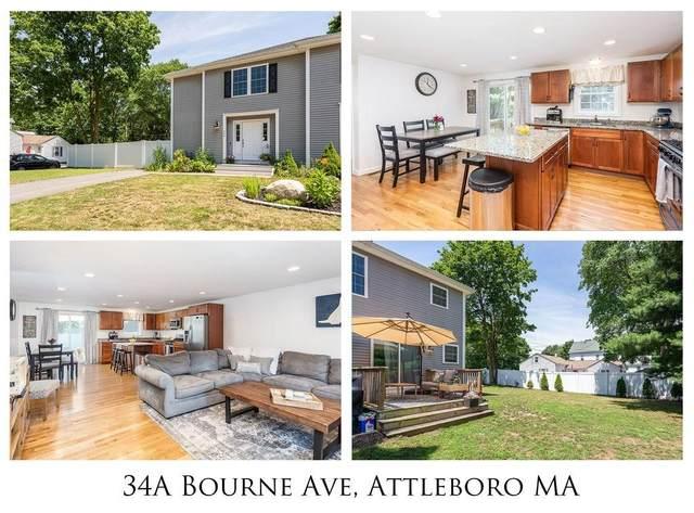 34 Bourne Ave A, Attleboro, MA 02703 (MLS #72686633) :: Kinlin Grover Real Estate