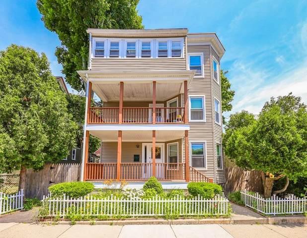 20 Seymour Street #3, Boston, MA 02131 (MLS #72686641) :: Kinlin Grover Real Estate