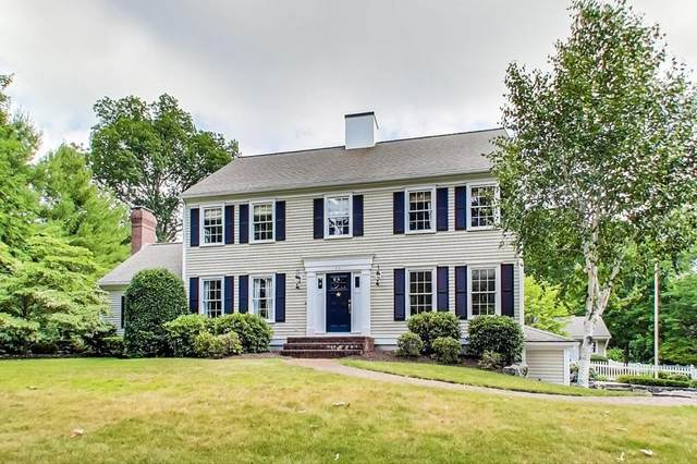 28 Cross St, Norwell, MA 02061 (MLS #72686642) :: EXIT Cape Realty