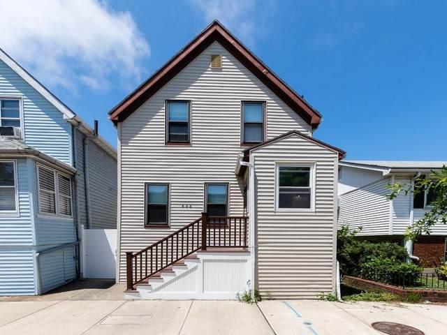 692 Bennington Street, Boston, MA 02128 (MLS #72686653) :: Kinlin Grover Real Estate