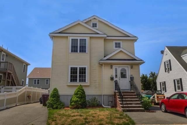 62 Pitcairn Street A, Revere, MA 02151 (MLS #72686654) :: Exit Realty