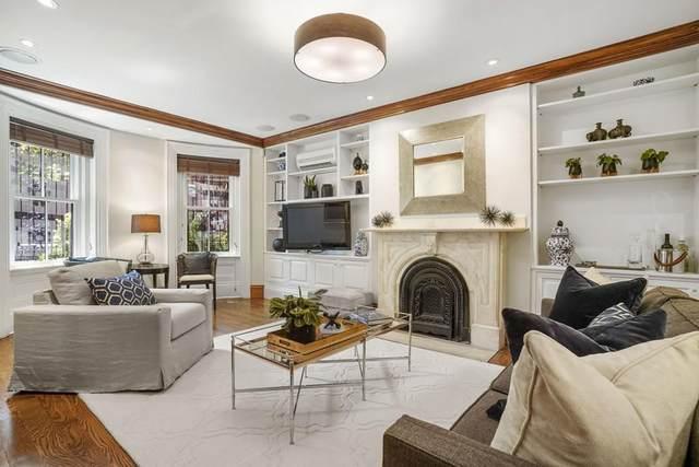 17 Concord Sq #1, Boston, MA 02118 (MLS #72686666) :: Kinlin Grover Real Estate