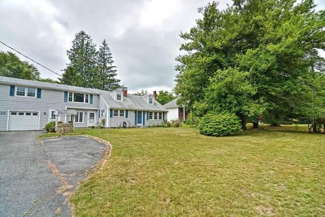 495 Gifford Rd, Westport, MA 02790 (MLS #72686670) :: Kinlin Grover Real Estate