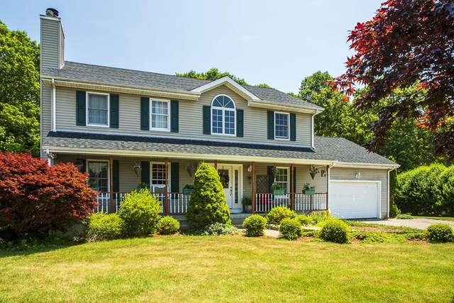 405 Blossom Hill Dr, Fall River, MA 02722 (MLS #72686672) :: Kinlin Grover Real Estate