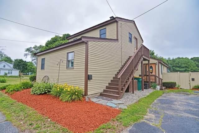 393 Kelley Boulevard, North Attleboro, MA 02760 (MLS #72686680) :: Kinlin Grover Real Estate