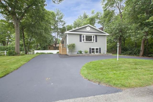 8 Willow Road, Easton, MA 02375 (MLS #72686716) :: Kinlin Grover Real Estate