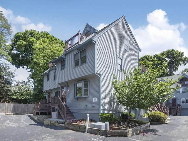 43 Merrymount Rd #1, Quincy, MA 02169 (MLS #72686728) :: The Seyboth Team