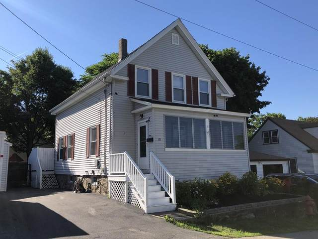 10 Carroll St, Methuen, MA 01844 (MLS #72686768) :: Exit Realty