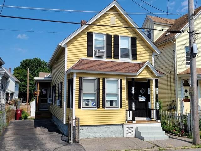22 Hastings Street., Lowell, MA 01851 (MLS #72686803) :: The Seyboth Team