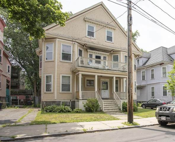 30 Wheatland Avenue, Boston, MA 02124 (MLS #72686811) :: Team Tringali