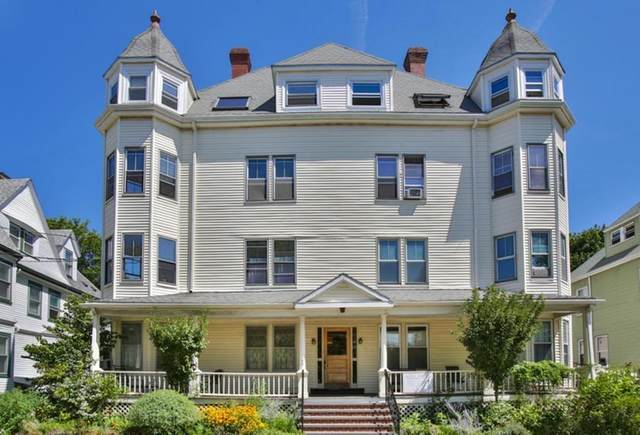 185 Davis Avenue #1, Brookline, MA 02445 (MLS #72686812) :: Westcott Properties