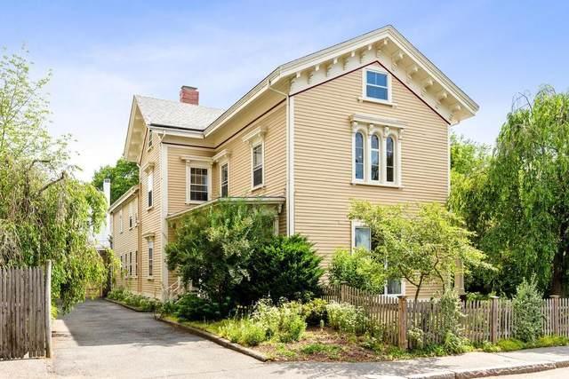 25 Stanton Rd, Brookline, MA 02445 (MLS #72686873) :: Westcott Properties